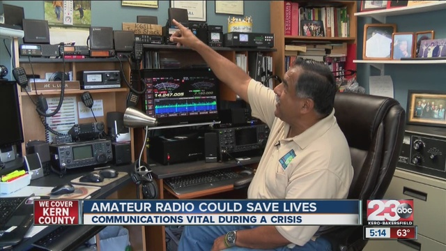 Why Ham Radio - Amateur Radio for Public Service