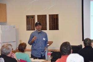 Brian Teaching