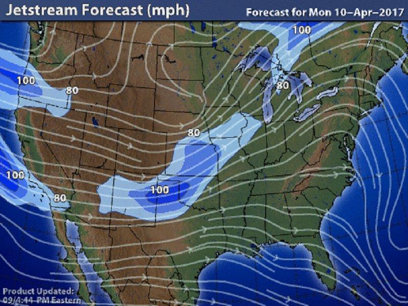 STEM Learning - Jetstream Forecast