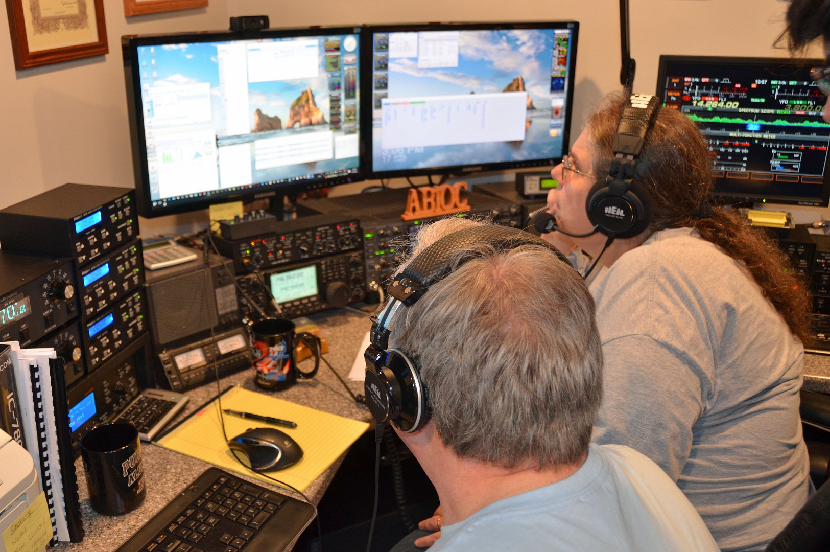 SSB - Aron and Merle Operating