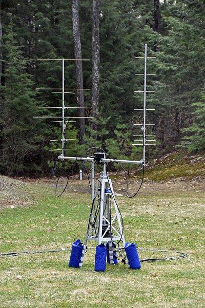 LEO Satellites - Antennas
