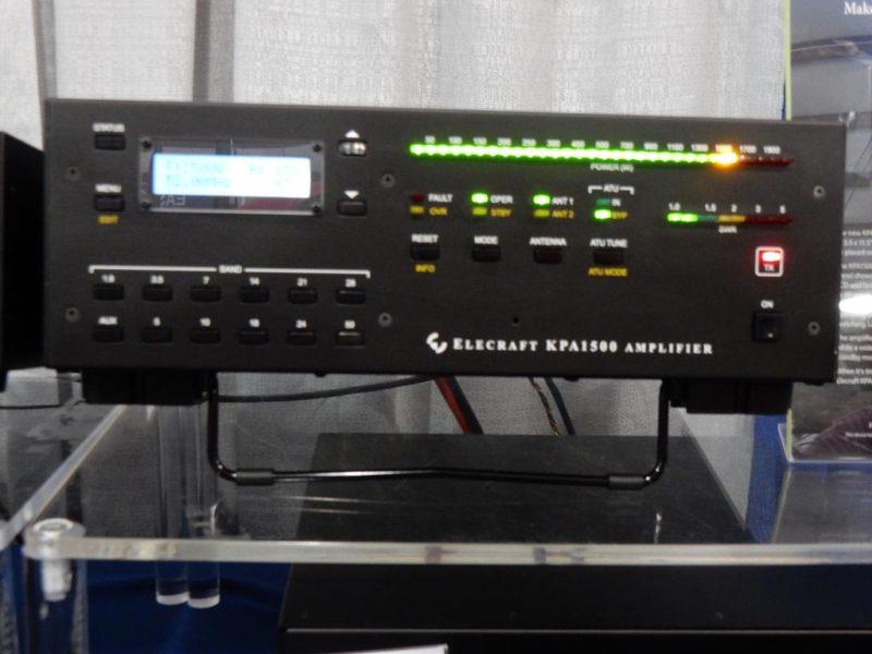 Elecraft KPA-1500 Amp at the Dayton Hamvention