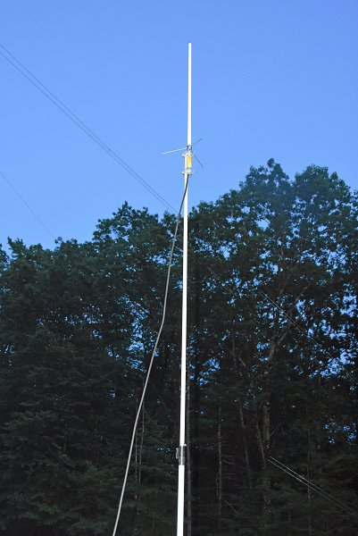EMCOM Go Kt - Diamond X-30 Antenna and Mast