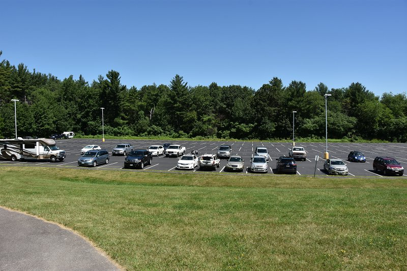 Field Day 2017 - Parking Lot Was Full