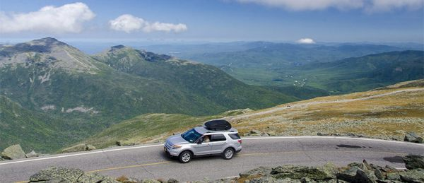 SOTA - Mount Washington Auto Road