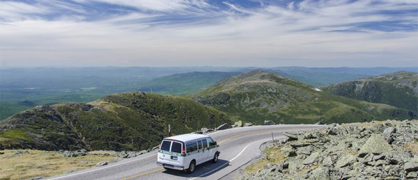 SOTA - Tours of Mount Washington