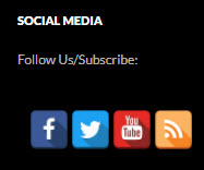 N1FD Social Media - New Social Buttons on n1fd.org