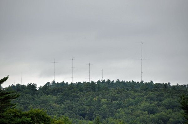 KC1XX Superstation in Hudson, NH