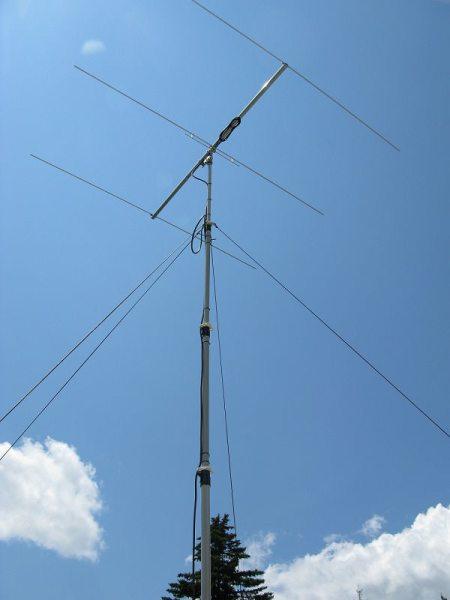 6m Portable SOTA Antenna
