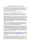 May 2017 EC Meeting Notes