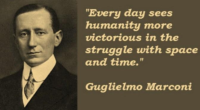 Recording of 1935 Marconi Speech Released