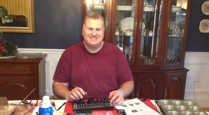 Member Spotlight: David Merchant, K1DLM