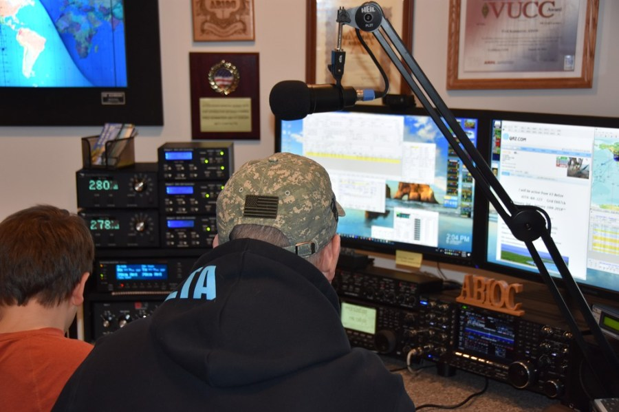 HF Operation in the Shack