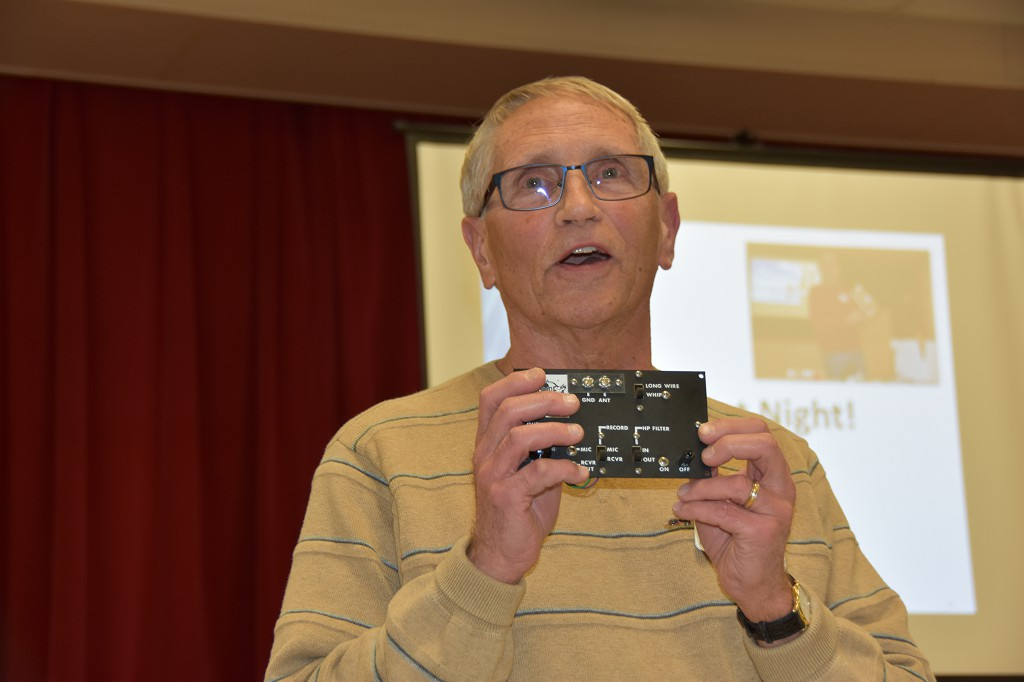 Dave K1DHP - VLF Detector