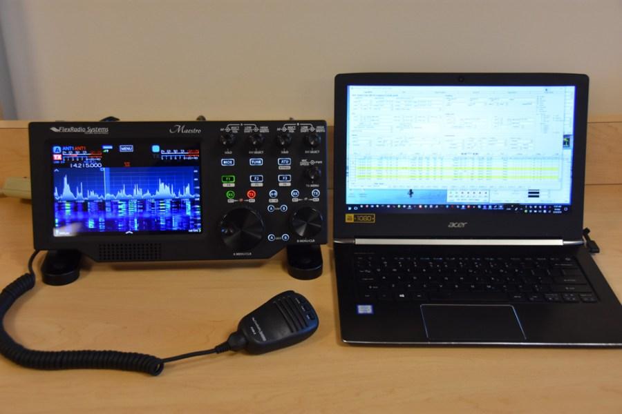HF Station with Flex Maestro