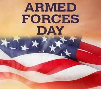 Armed Forces Day Crossband Test May 12, 2018