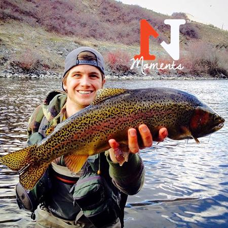 Rainbow Trout Success