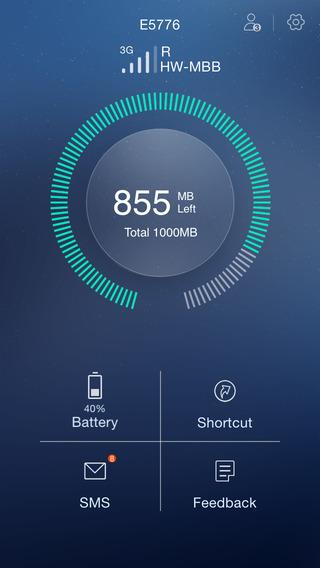 تطبيق Huawei Hilink للتحكم بالمودم الخاص بك للأيفون والأندرويد نيوتك New Tech