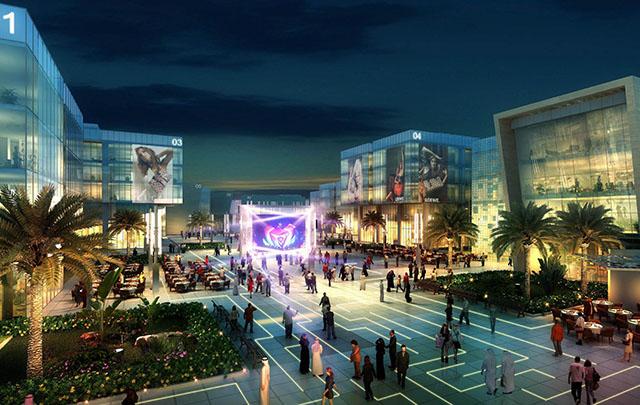 Silicon Oasis Smart City