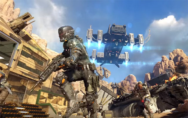 Official Call of Duty Black Ops III