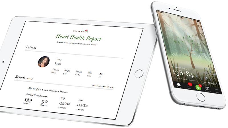 تطبيق Blood Pressure لقياس ضغط الدم للأيفون نيوتك New Tech
