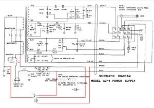 Drake AC4 Power Supply Rebuild