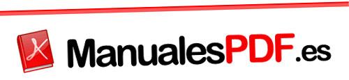 Manualespdf.es, extenso catálogo de manuales de descarga gratuita