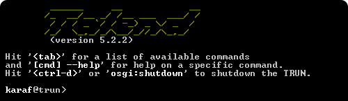 Instalación y configuración de Apache Karaf como Servicio de Windows para Talend ESB