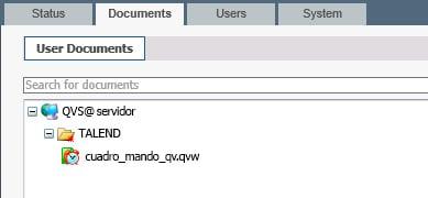 Ejecutar tarea en Qlikview Server desde línea de comandos