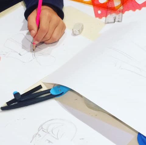 Stage Manga - création de son personnage