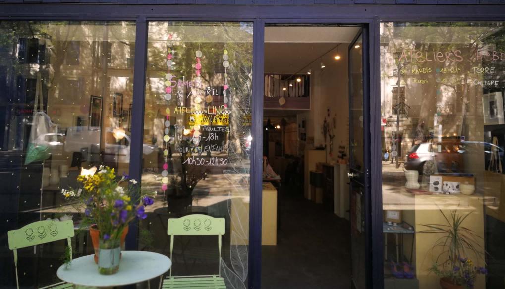 n58 ateliers créatifs pour tous et boutique de créateurs à Nîmes