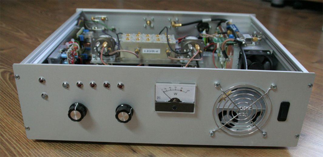 OK1DFC Crossband Transverter uses apolLO-32 LO | N5AC