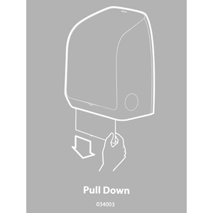 K-C PROFESSIONAL* MOD* NG Electronic Hard Roll Towel Dispenser