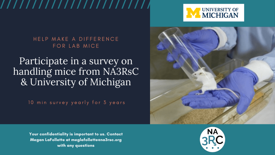 Help Make a difference for Lab Mice