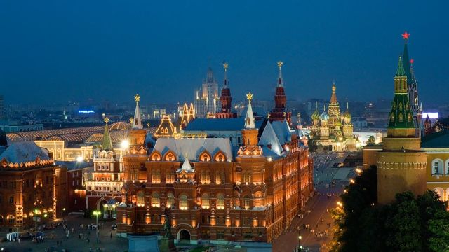 Things to do in Moscow