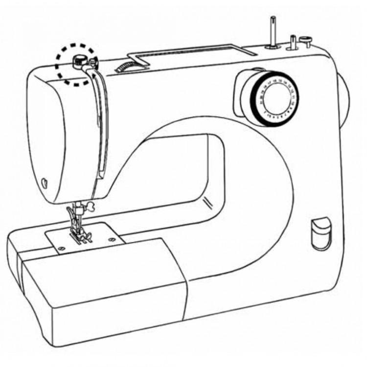 Máquina de coser Toyota DfL LEISURE (SD)