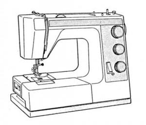Sewingmachine Toyota 9900 9960 9980