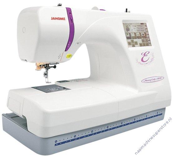 Janome Memory Craft 350E  Janome  Borduurmachines