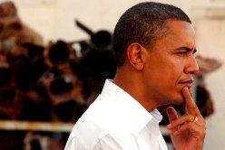 Barack Obama in Sderot, Israel