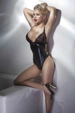 Sexy stilbewusstes Girl
