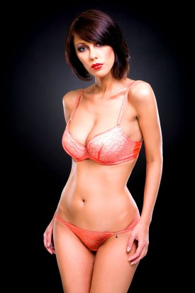 Sexy kurvige MILF