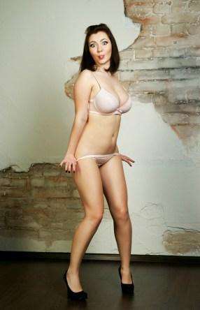 Sexy Girl macht Spaß