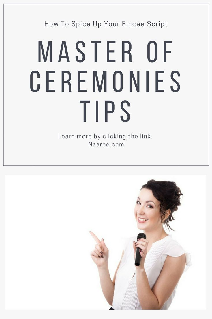 How To Emcee An Event Script Emcee Script Download as Word Doc doc