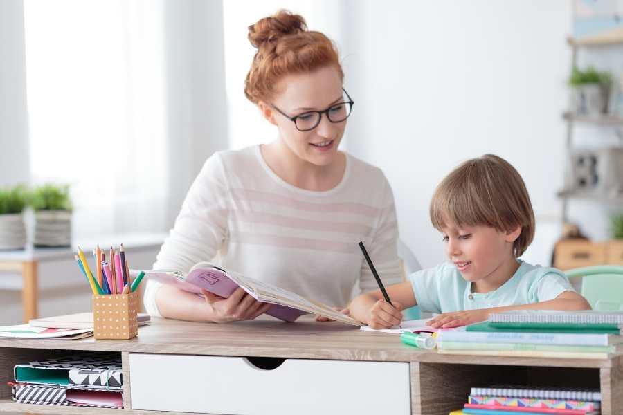 home tutoring ideas