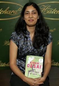 Kiran Desai, Author