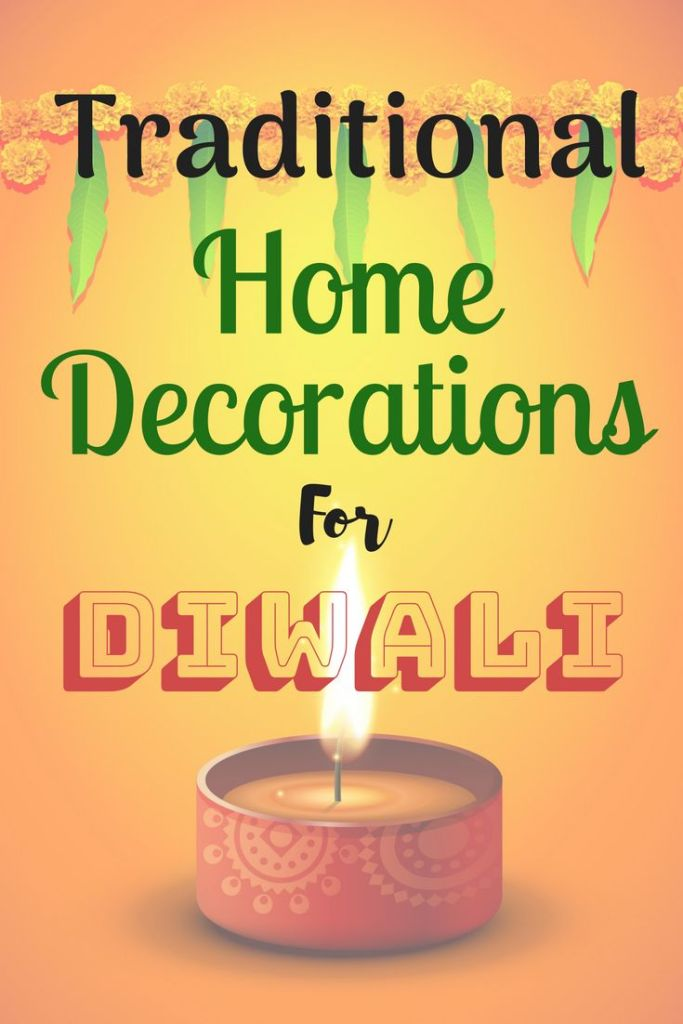 Diwali Home Décor  - Traditional Home Decorations For Diwali