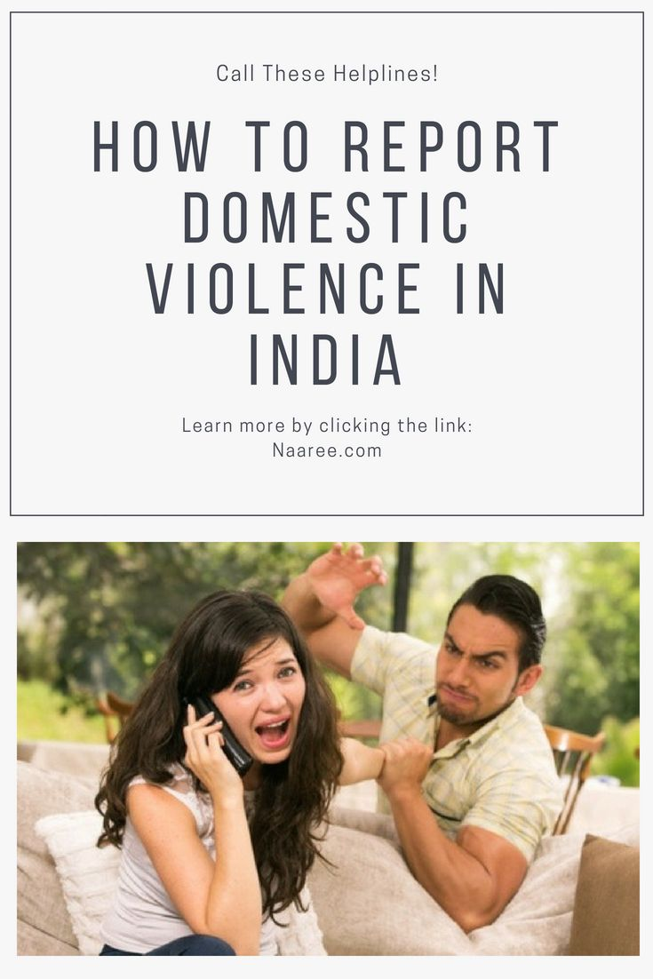 How To Find Domestic Violence Counselling, Helplines And Support In India 2