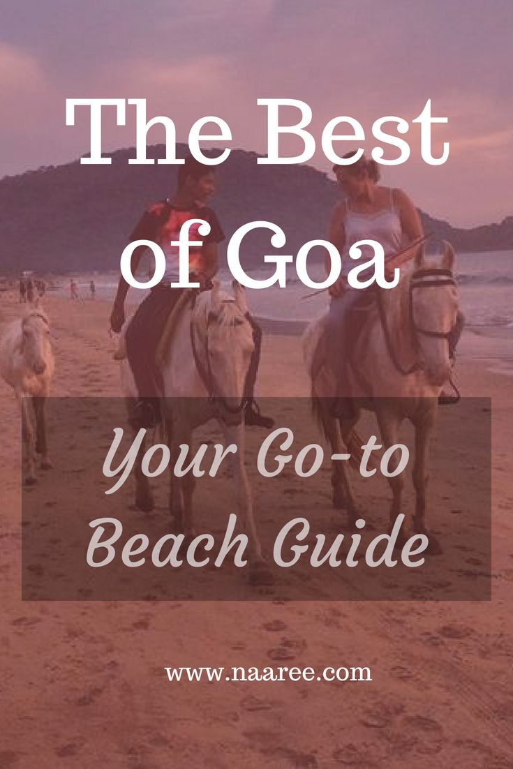From trance parties to tranquillity, the beaches of Goa have something for everyone. From savouring mouth-watering seafood to reliving Goa's rich Portuguese history, the list is endless. Here's a little insight into what to expect at some of the most popular beaches in Goa. #Goa #beach #travel #Goabeach