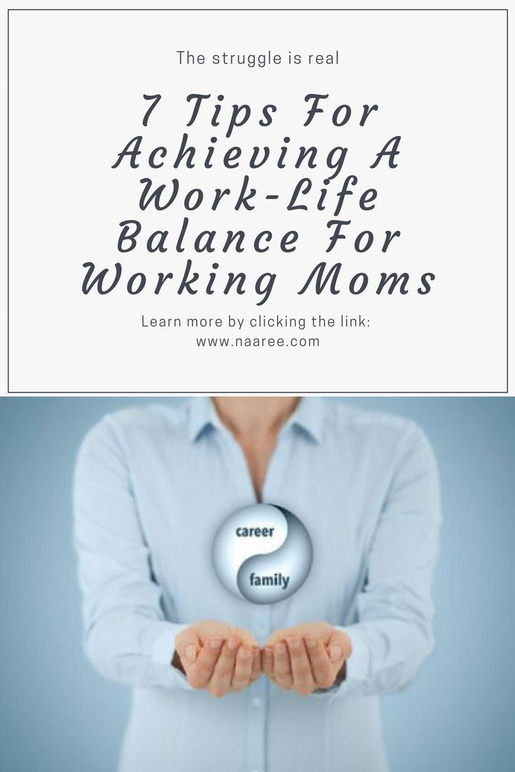 Just when you think one part of your life is under control, another part of it falls to pieces, and you're left feeling like you are constantly juggling too many tasks. For mothers who also want to work, this struggle is all too real, but it doesn't have to be this way. By achieving and maintaining a good work-life balance, you can keep everyone in your life happy while fulfilling all of your own goals. #worklifebalance #thestruggleisreal #careeradvice #momadvice