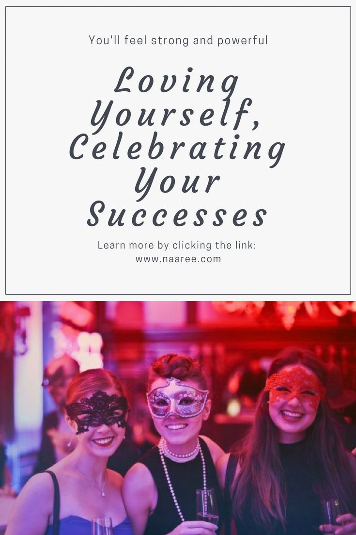 Celebrating our successes is completely healthy. It changes the mindset to a more positive one. When we appreciate the present moment, it's much easier to notice how we came to be there. When you celebrate your achievements in a real way, you reinforce the idea that you are someone who achieves and you'll feel strong and powerful. #success #selflove